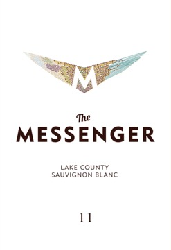 Making a Case - 2018 Lake County Sauvignon Blanc The Messenger 12 x 750ml Bottles - Art+Farm Wine