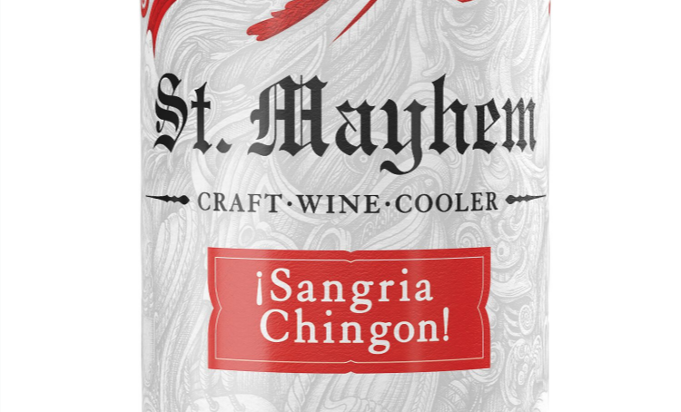 Making A Case - Sangria Chingon Cans 24 x 250ml St. Mayhem Sangria Chingon Cans- East Coast - Art+Farm Wine
