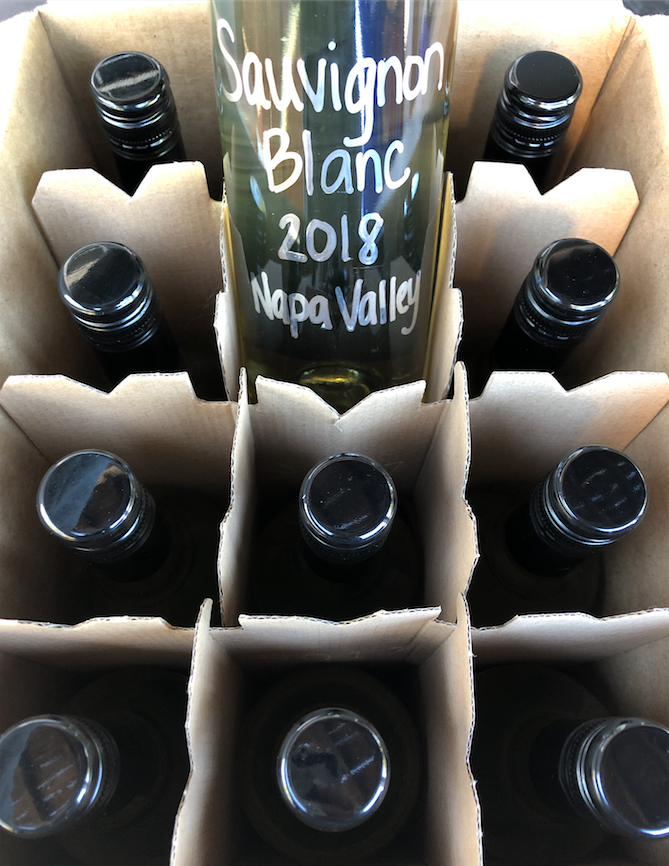 Making a Case - 2018 Napa Valley Sauvignon Blanc 12 x 750ml Bottles - California Only - Art+Farm Wine