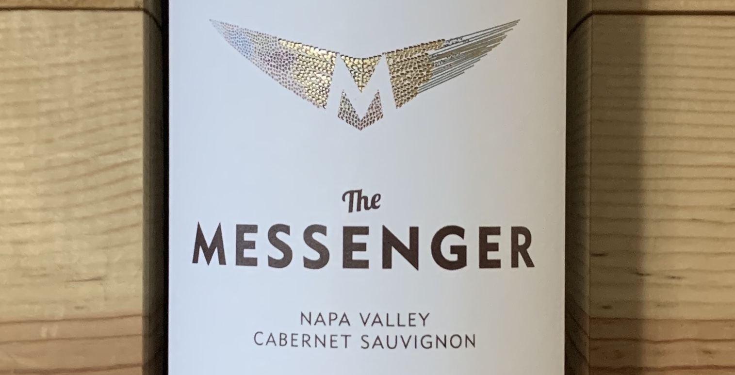 Making a Case - The Messenger 2018 Napa Valley Cabernet 12 x 750ml Bottles - Art+Farm Wine