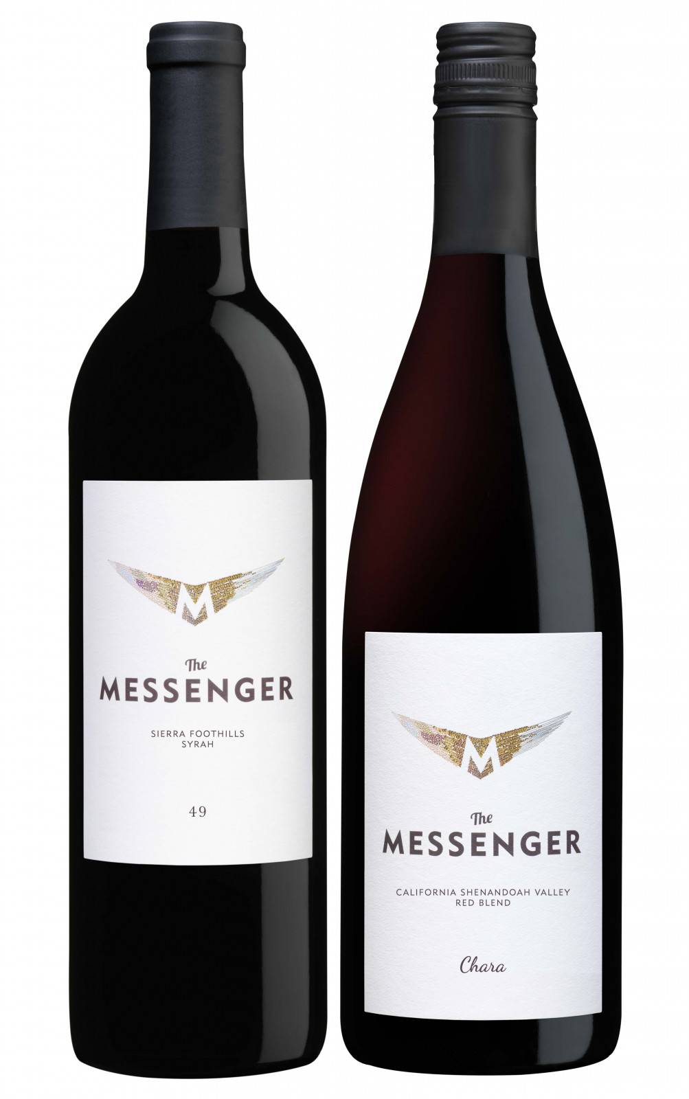 Making a Case - The Messenger Syrah & Red Blend 12x750ml Mix or Match - Art+Farm Wine