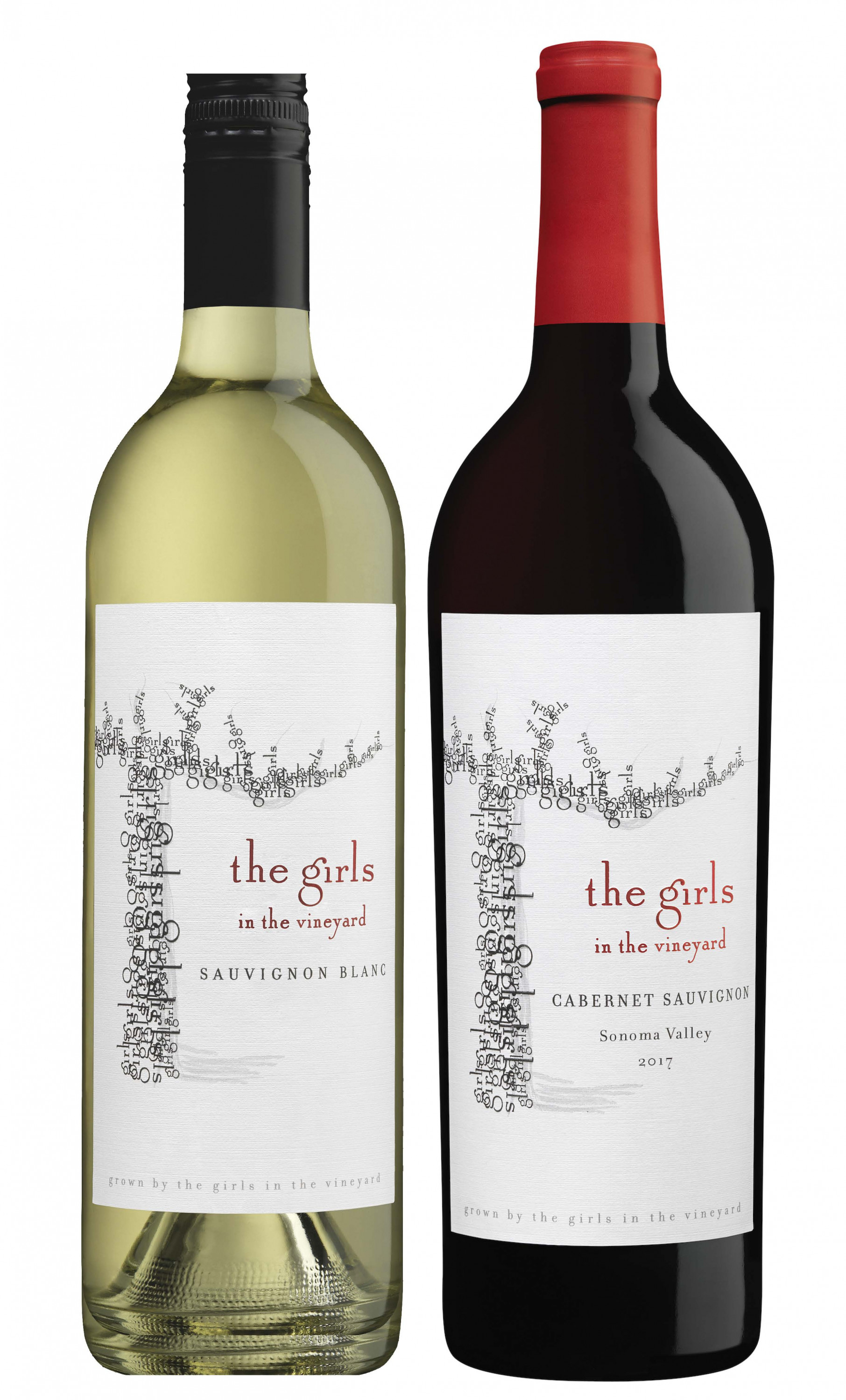 Making a Case - the girls Cabernet Sauvignon & Sauvignon Blanc 12 x 750ml the girls in the vineyard - West Coast Only - Art+Farm Wine