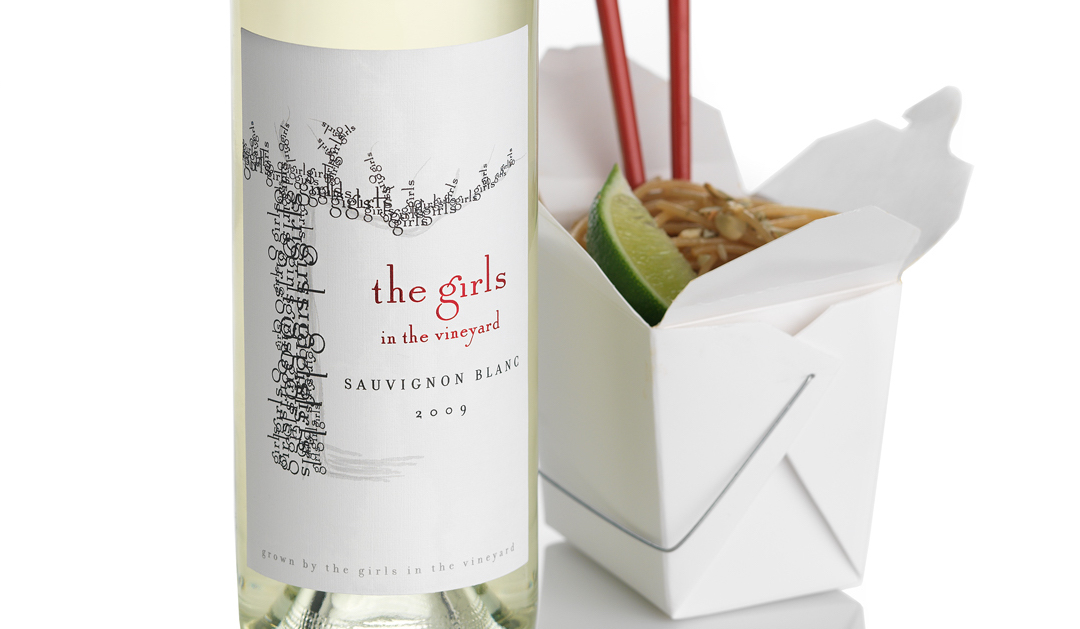 Making a Half Case - 2018 Sauvignon Blanc the girls in the vineyard 6 x 750ml Bottles   - Art+Farm Wine