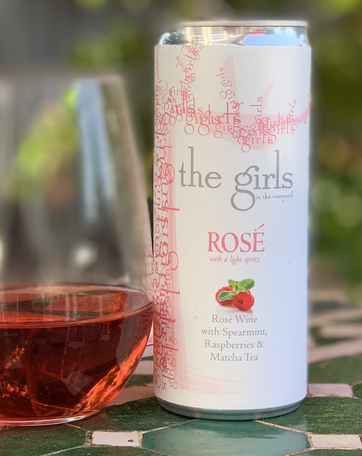 the girls ROSÉ $1 sample can 1 x 250ml sample can - California ONLY  - Art+Farm Wine