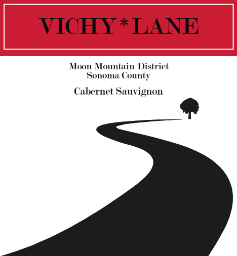 Vichy Lane 2019  Cabernet Sauvignon Moon Mountain District Sonoma County  - Art+Farm Wine
