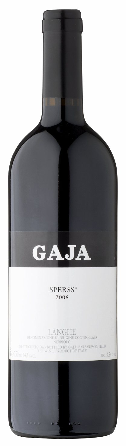 Gaja Sperss 2003, 1.5L (WS98) from The BPW - Merchants of rare and fine wines.