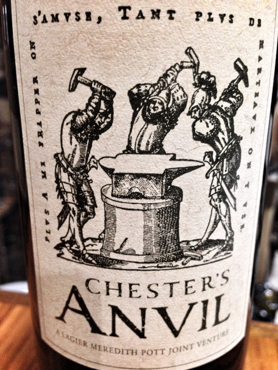 Chester`s Anvil Sauvignon Blanc Hudson Vineyard 2012,  () from The BPW - Merchants of rare and fine wines.