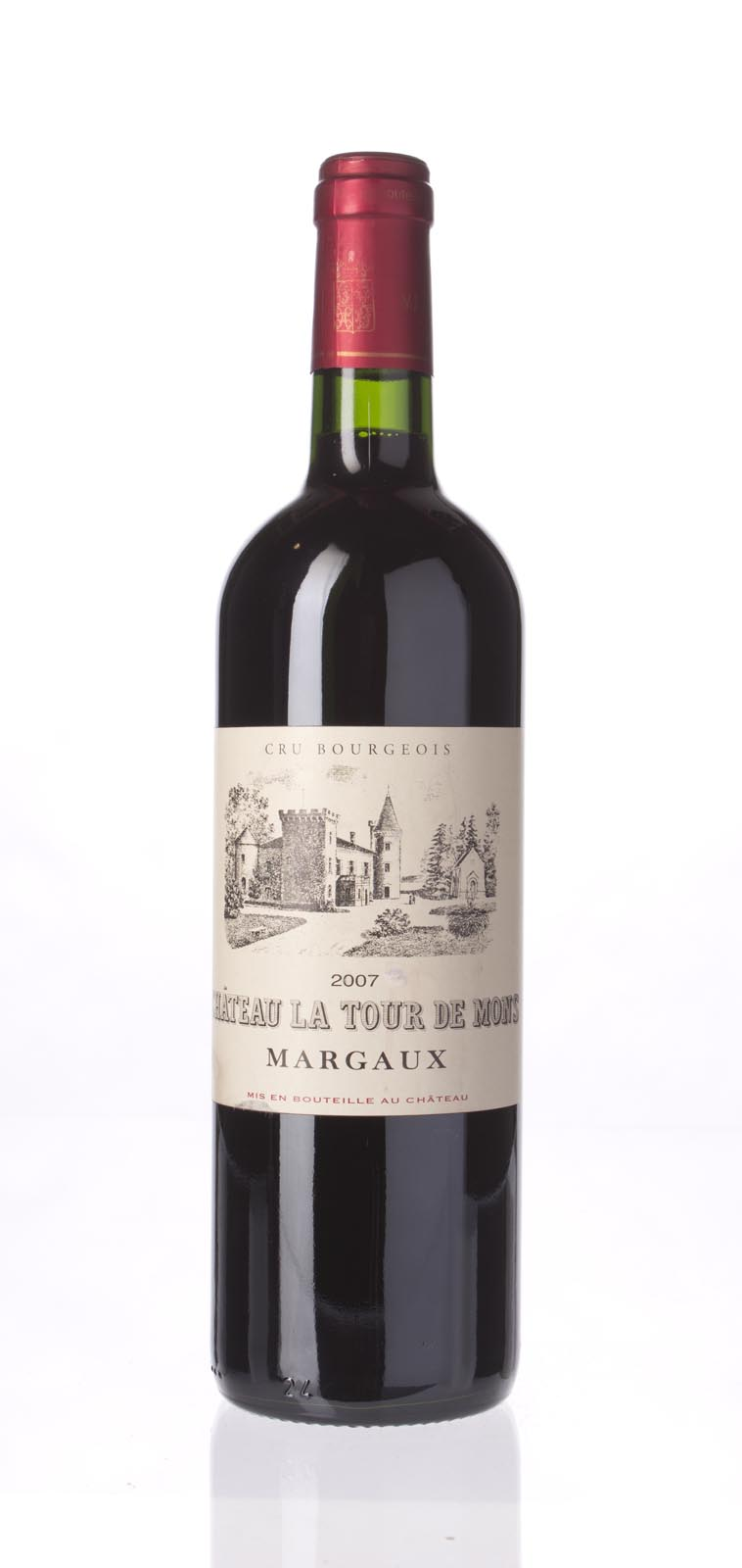 La Tour de Mons 2007, 750ml () from The BPW - Merchants of rare and fine wines.