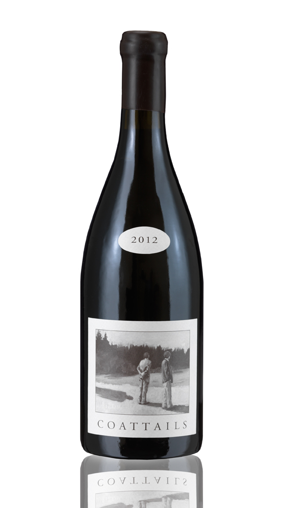 Coattails Pinot Noir Willamette Valley 2012,  () from The BPW - Merchants of rare and fine wines.