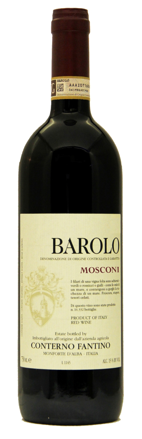 Conterno Fantino Barolo Mosconi 2010,  (ST95+, AG95+) from The BPW - Merchants of rare and fine wines.