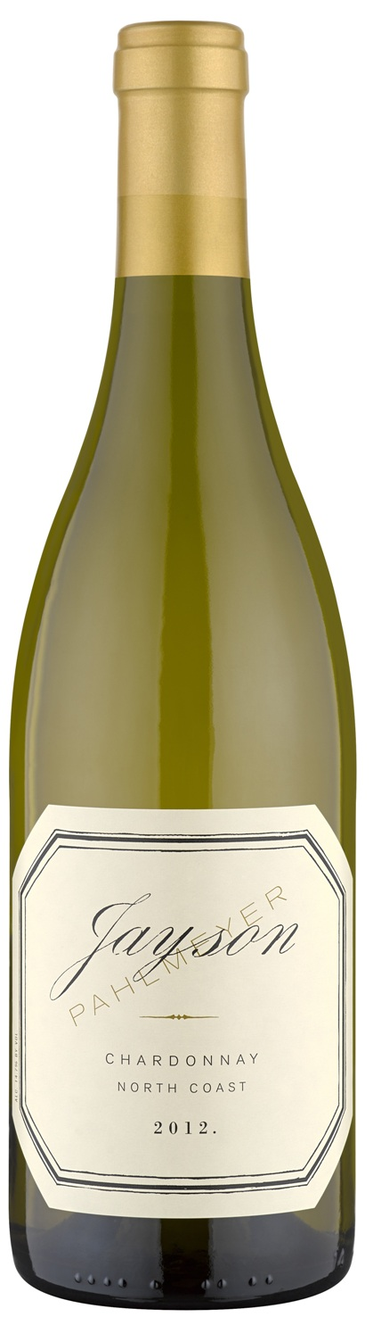 Pahlmeyer Chardonnay Jayson 2012,  () from The BPW - Merchants of rare and fine wines.