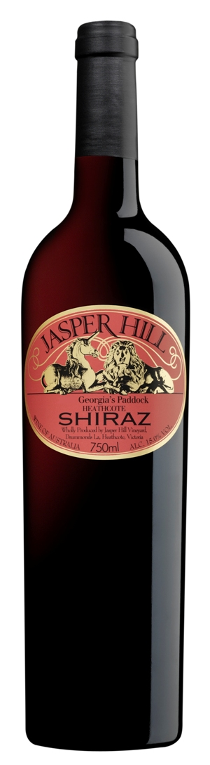 Jasper Hill Shiraz Georgia`s Paddock 2010,  (JS94, WA93+, ST93) from The BPW - Merchants of rare and fine wines.