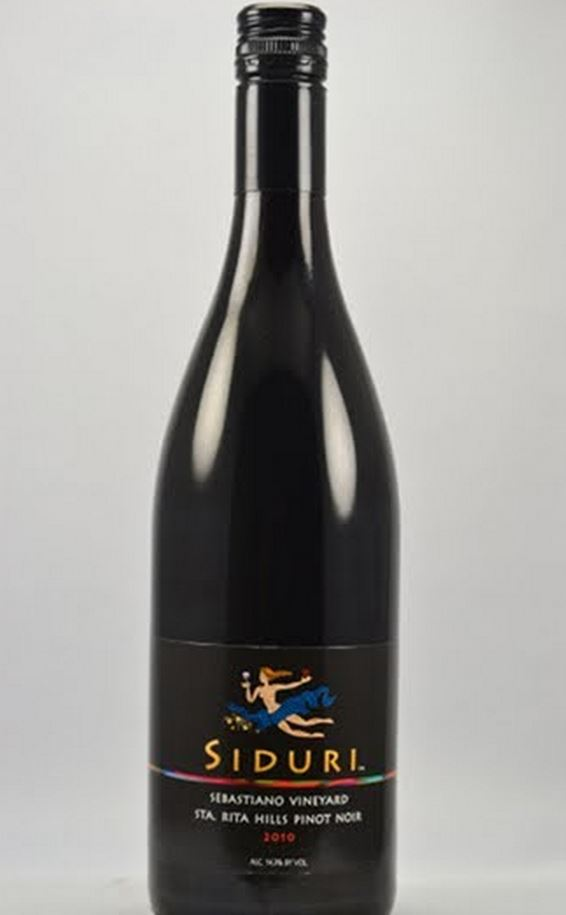 Siduri Pinot Noir Sebastiano Vineyard 2012,  (AG92-94, ST92) from The BPW - Merchants of rare and fine wines.