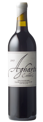 Agharta Cabernet Sauvignon Mountain Terraces Vineyard White Label 2009,  (AG92, WA92, ST92) from The BPW - Merchants of rare and fine wines.