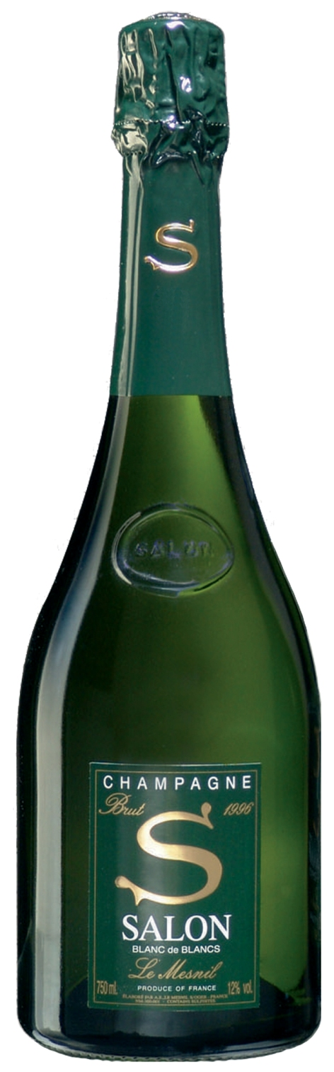 Salon Blanc de Blancs Le Mesnil 2002,  (JS99) from The BPW - Merchants of rare and fine wines.