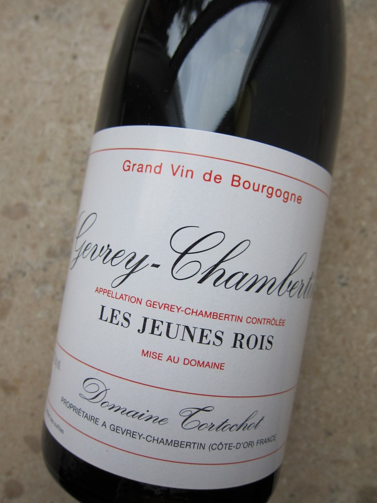 Domaine Gabriel Tortochot Gevrey Chambertin les Jeunes Rois 2012,  () from The BPW - Merchants of rare and fine wines.