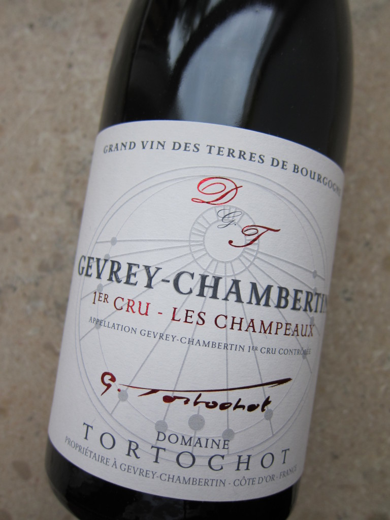 Domaine Gabriel Tortochot Gevrey Chambertin les Champeaux 2012,  () from The BPW - Merchants of rare and fine wines.