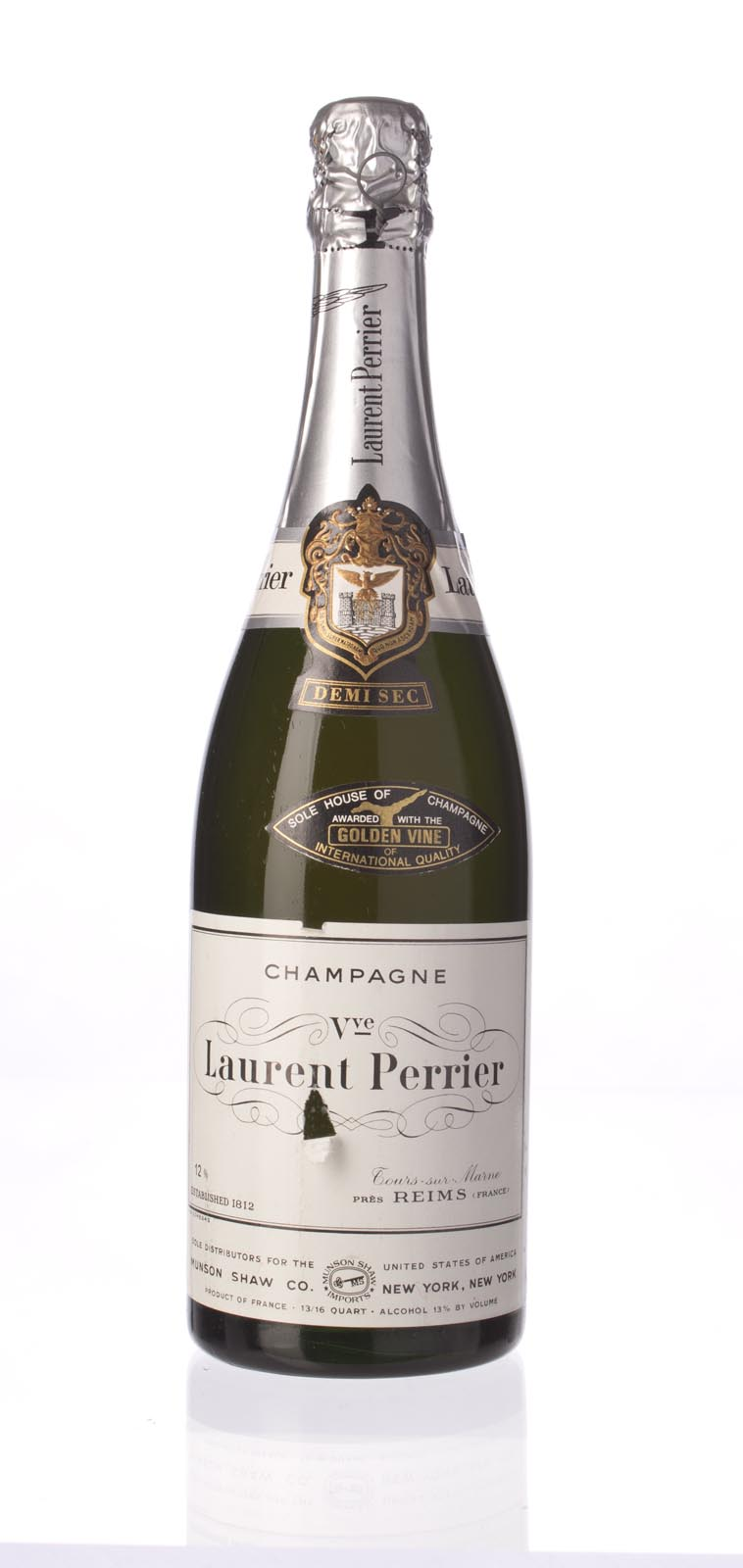 Laurent Perrier Demi Sec N.V., 750mL () from The BPW - Merchants of rare and fine wines.