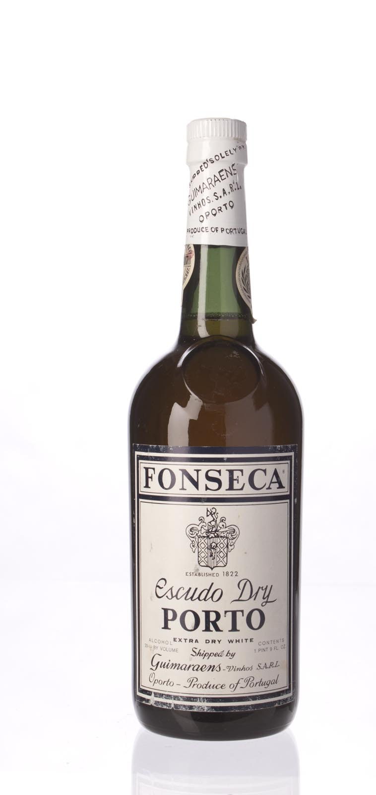 Fonseca Escudo Dry Porto N.V., 750mL () from The BPW - Merchants of rare and fine wines.