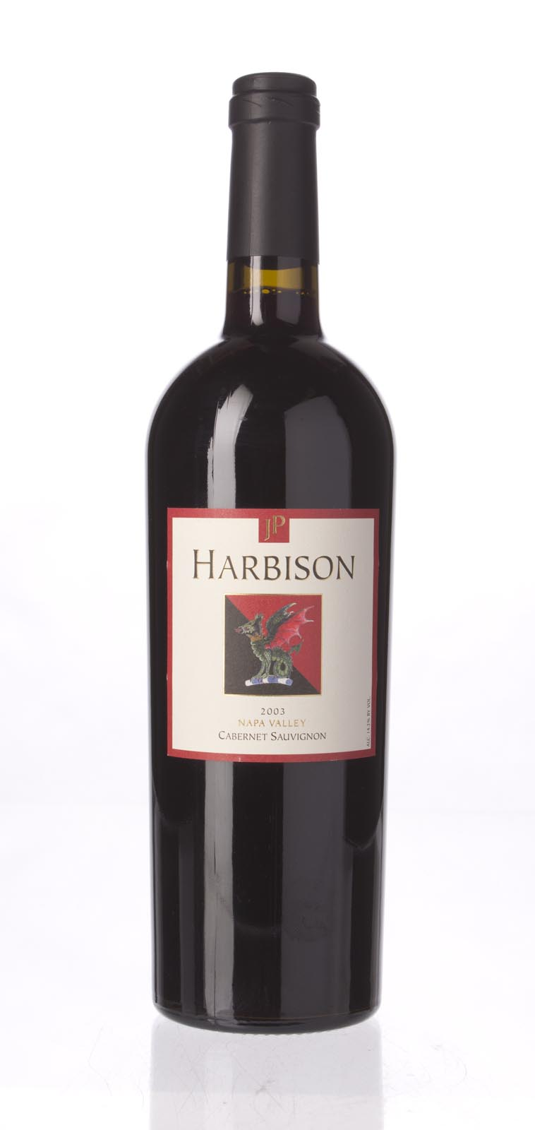 JP Harbison Cabernet Sauvignon Napa Valley 2003,  () from The BPW - Merchants of rare and fine wines.