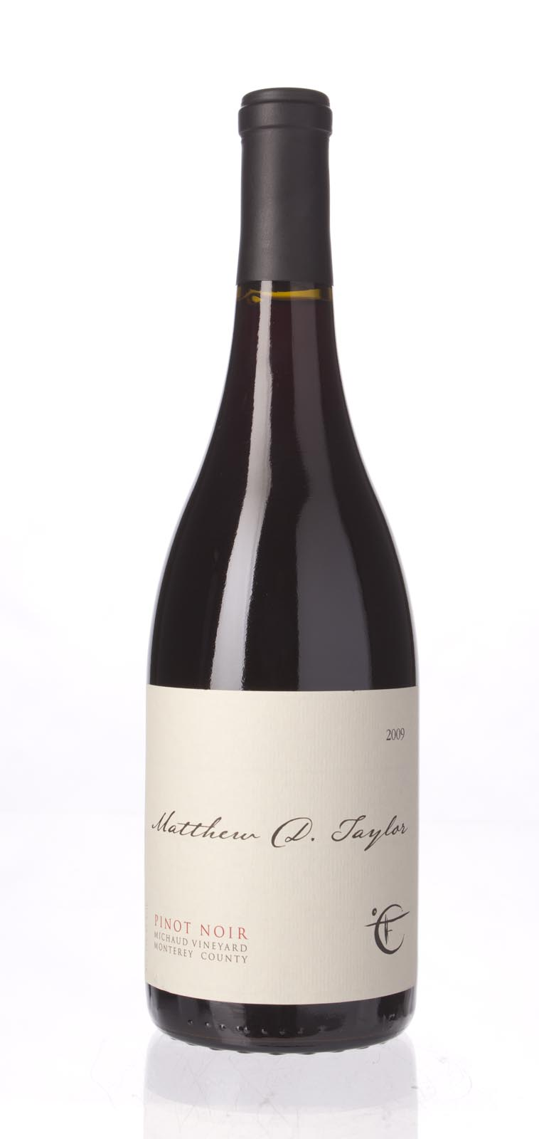Taylor Cellars Pinot Noir Michaud Vineyard 2009, 750ml () from The BPW - Merchants of rare and fine wines.