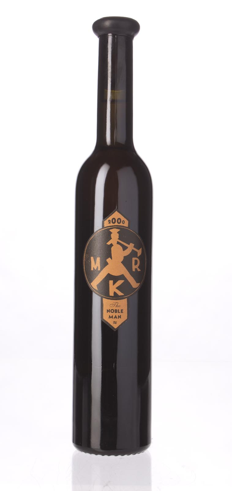 Mr. K The Nobleman 2000, 375ml (WA96) from The BPW - Merchants of rare and fine wines.