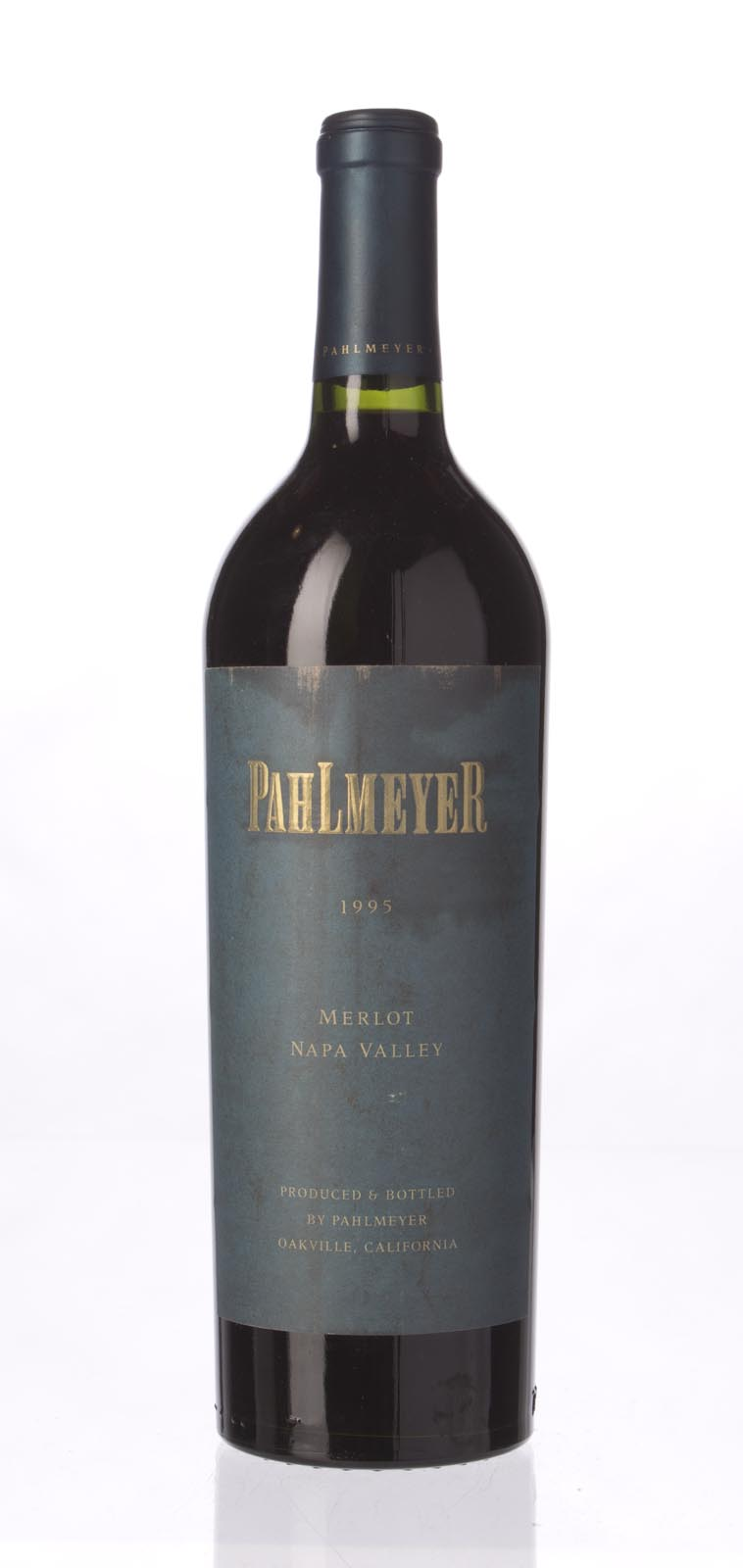 Pahlmeyer Merlot 1995, 750mL (WA94) from The BPW - Merchants of rare and fine wines.