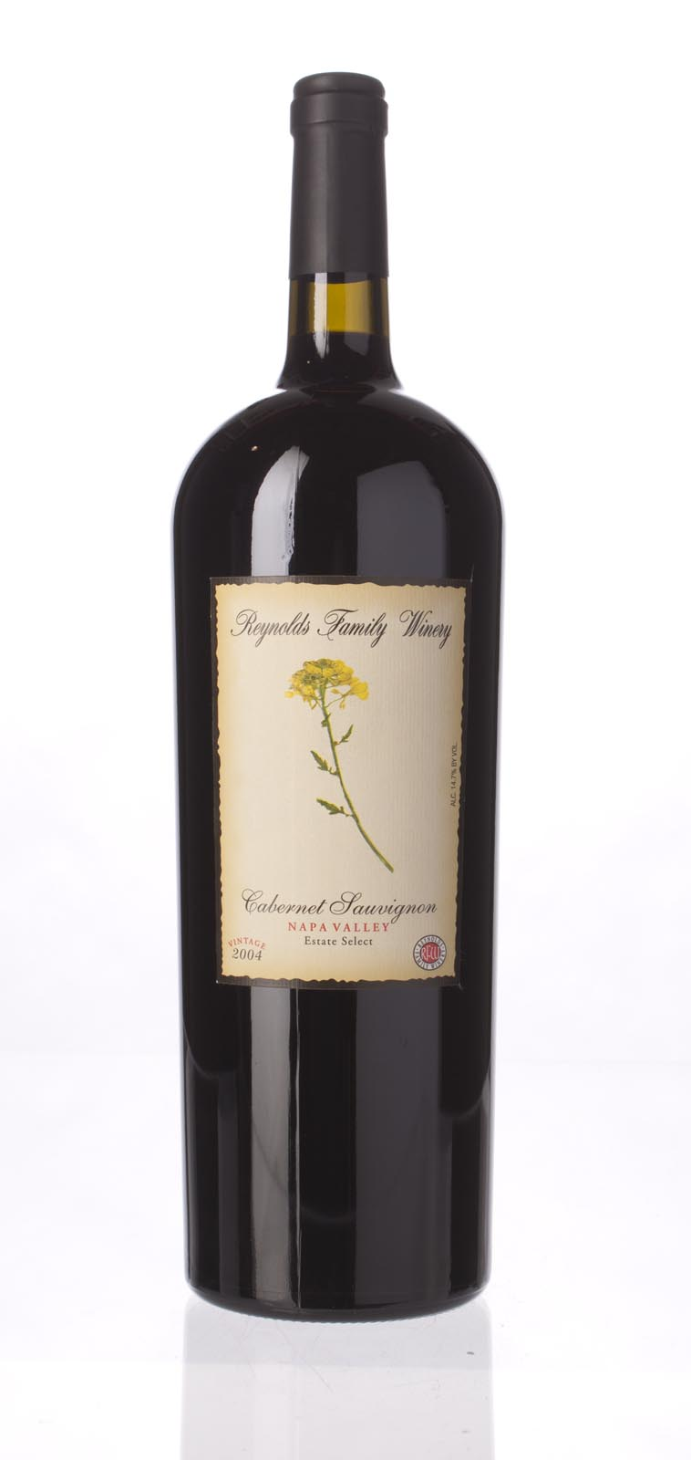 Reynolds Family Cabernet Sauvignon Estate 2004, 1.5L () from The BPW - Merchants of rare and fine wines.