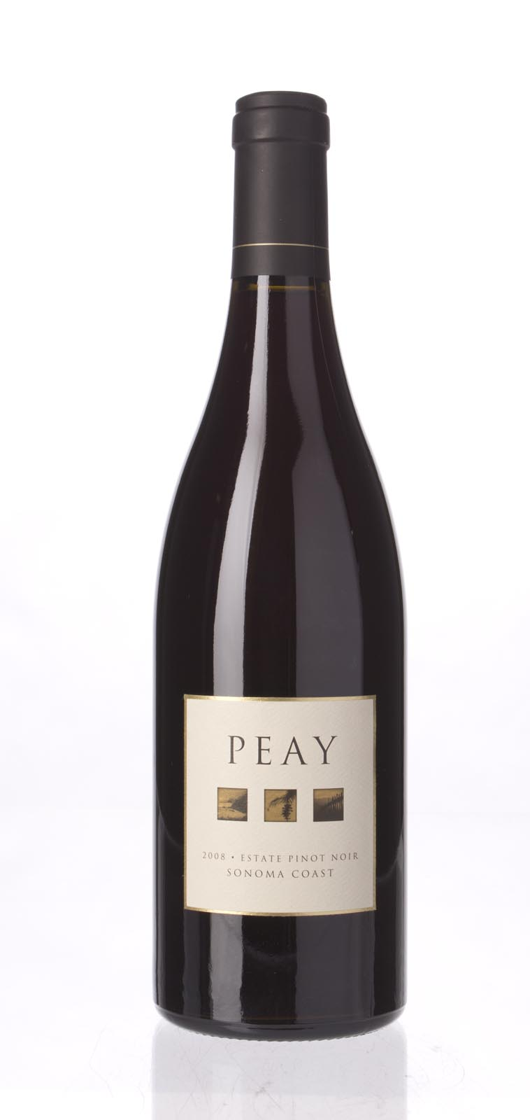 Peay Vineyards Pinot Noir Sonoma Coast 2008, 750mL () from The BPW - Merchants of rare and fine wines.