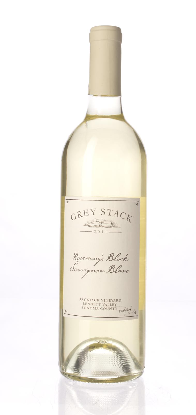 Grey Stack Sauvignon Blanc Rosemary`s Block 2011, 750mL () from The BPW - Merchants of rare and fine wines.