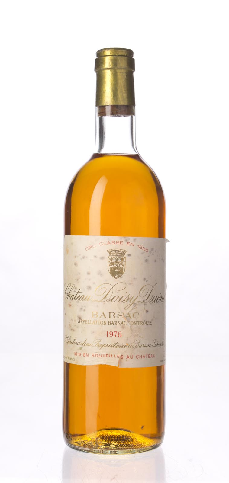 Doisy Daene 1976, 750mL () from The BPW - Merchants of rare and fine wines.