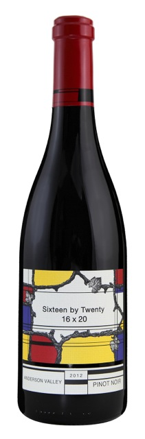 Sixteen by Twenty Pinot Noir Donnelly Creek Vineyard 2012, 750ml () from The BPW - Merchants of rare and fine wines.