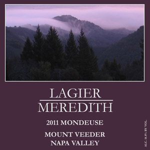 Lagier Meredith Mondeuse Mount Veeder 2011,  () from The BPW - Merchants of rare and fine wines.