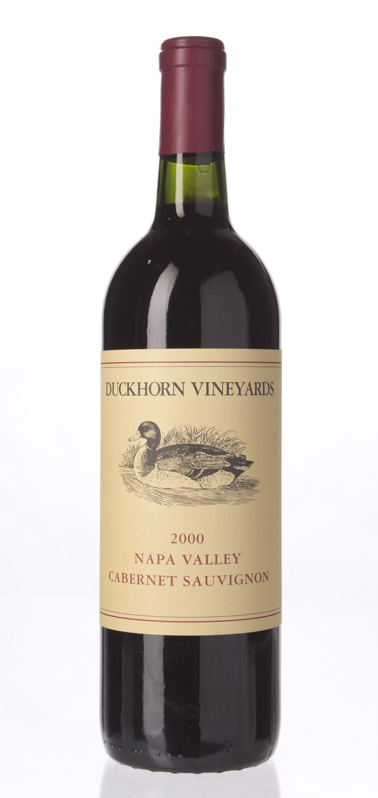 Duckhorn Cabernet Sauvignon Napa Valley 2000, 750mL (WA88) from The BPW - Merchants of rare and fine wines.