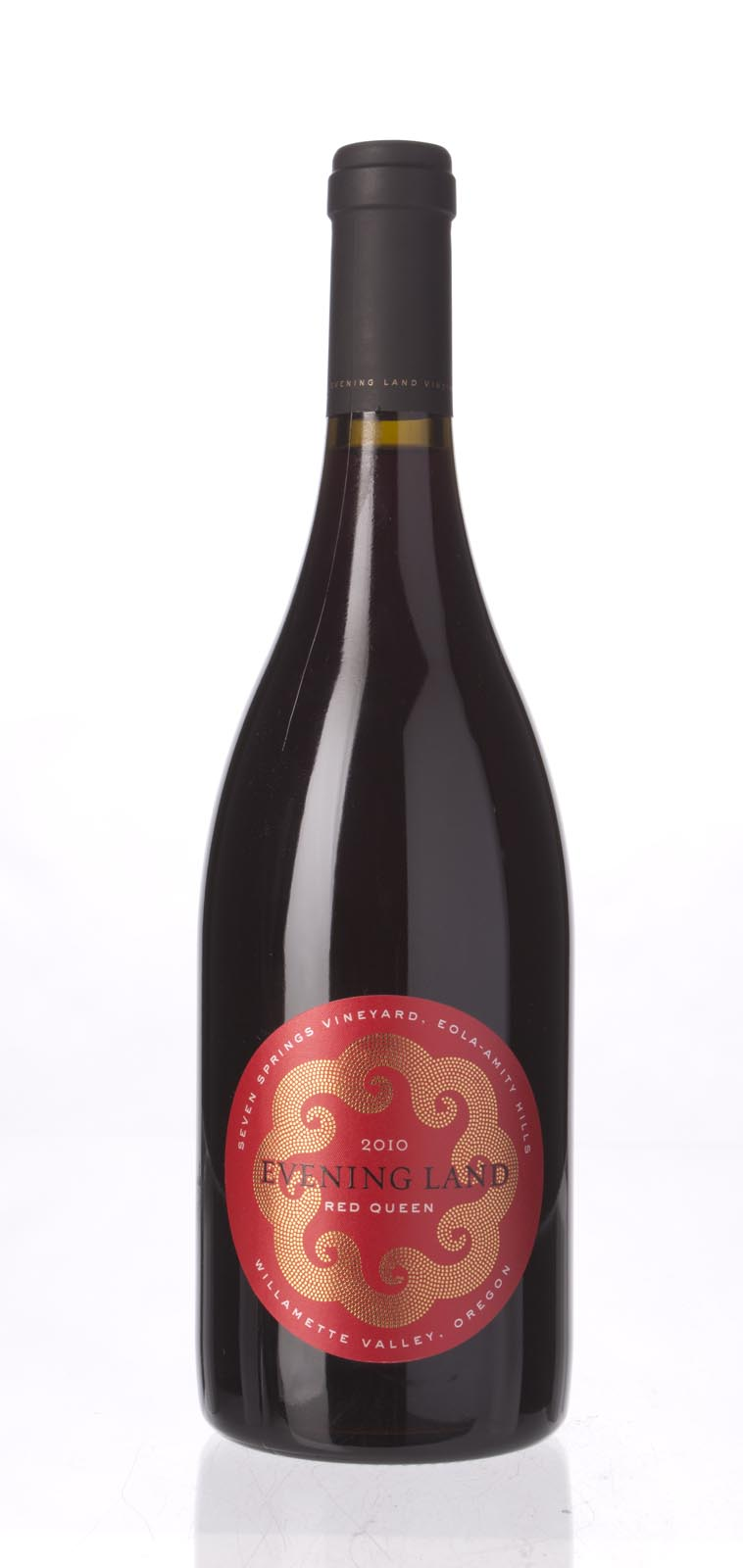 Evening Land Vineyards Pinot Noir Red Queen Seven Springs Vineyard 2010, 750mL () from The BPW - Merchants of rare and fine wines.