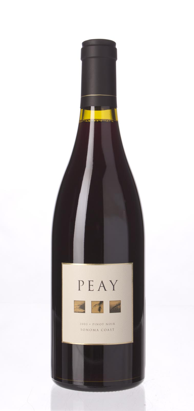 Peay Vineyards Pinot Noir Sonoma Coast 2003, 750mL () from The BPW - Merchants of rare and fine wines.