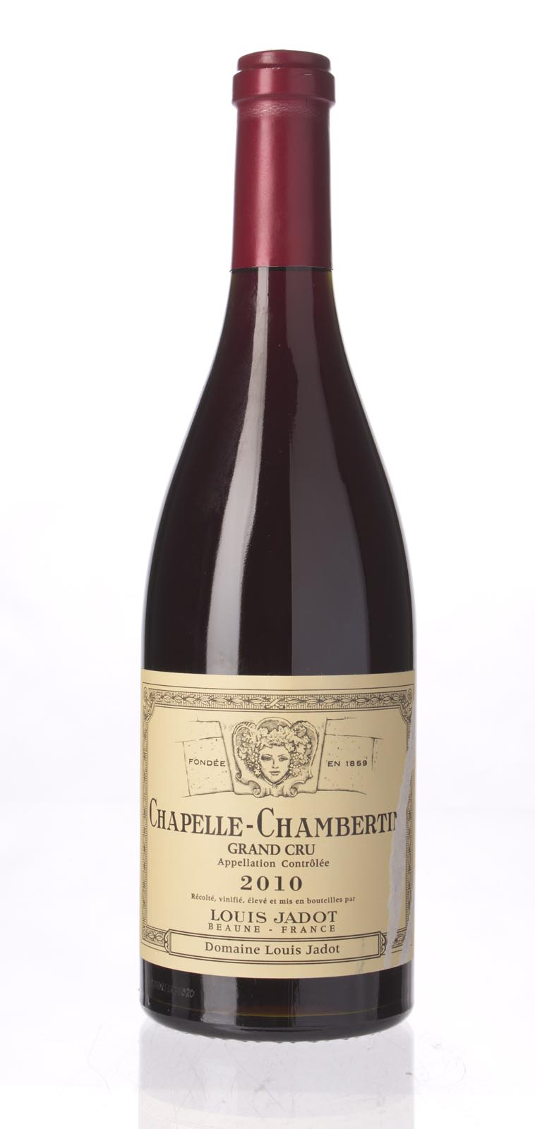 Louis Jadot Chapelle Chambertin 2010, 750mL (WA94-96) from The BPW - Merchants of rare and fine wines.