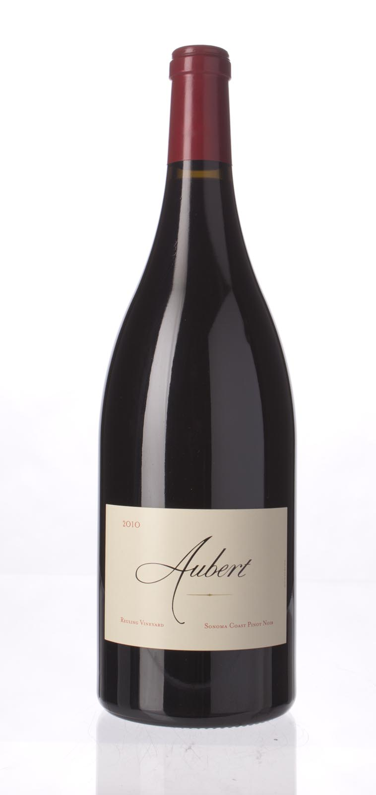 Aubert Pinot Noir Reuling Vineyard 2010, 1.5L () from The BPW - Merchants of rare and fine wines.