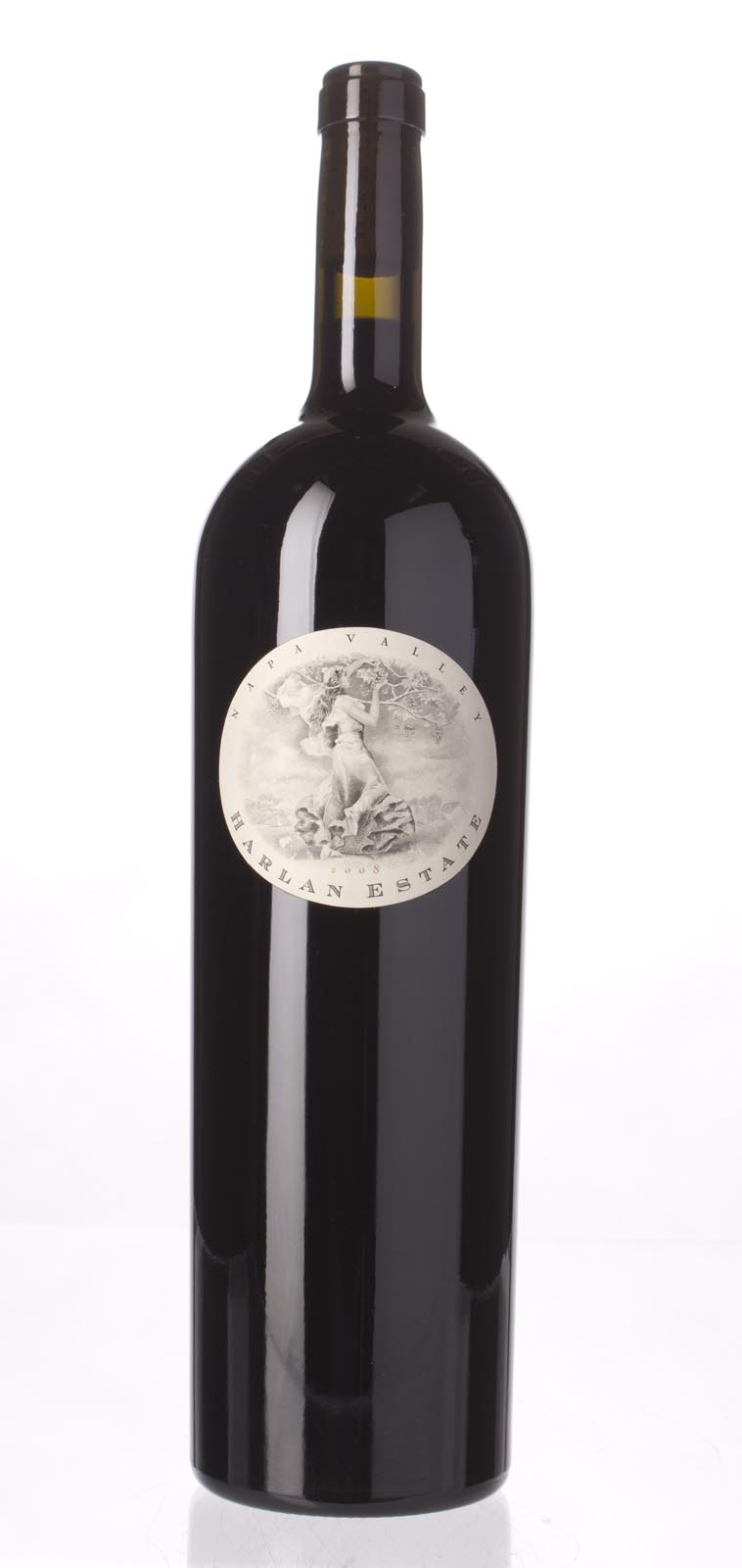 Harlan Estate Proprietary Red 2008, 1.5L (JS98, WA96, WS96) from The BPW - Merchants of rare and fine wines.