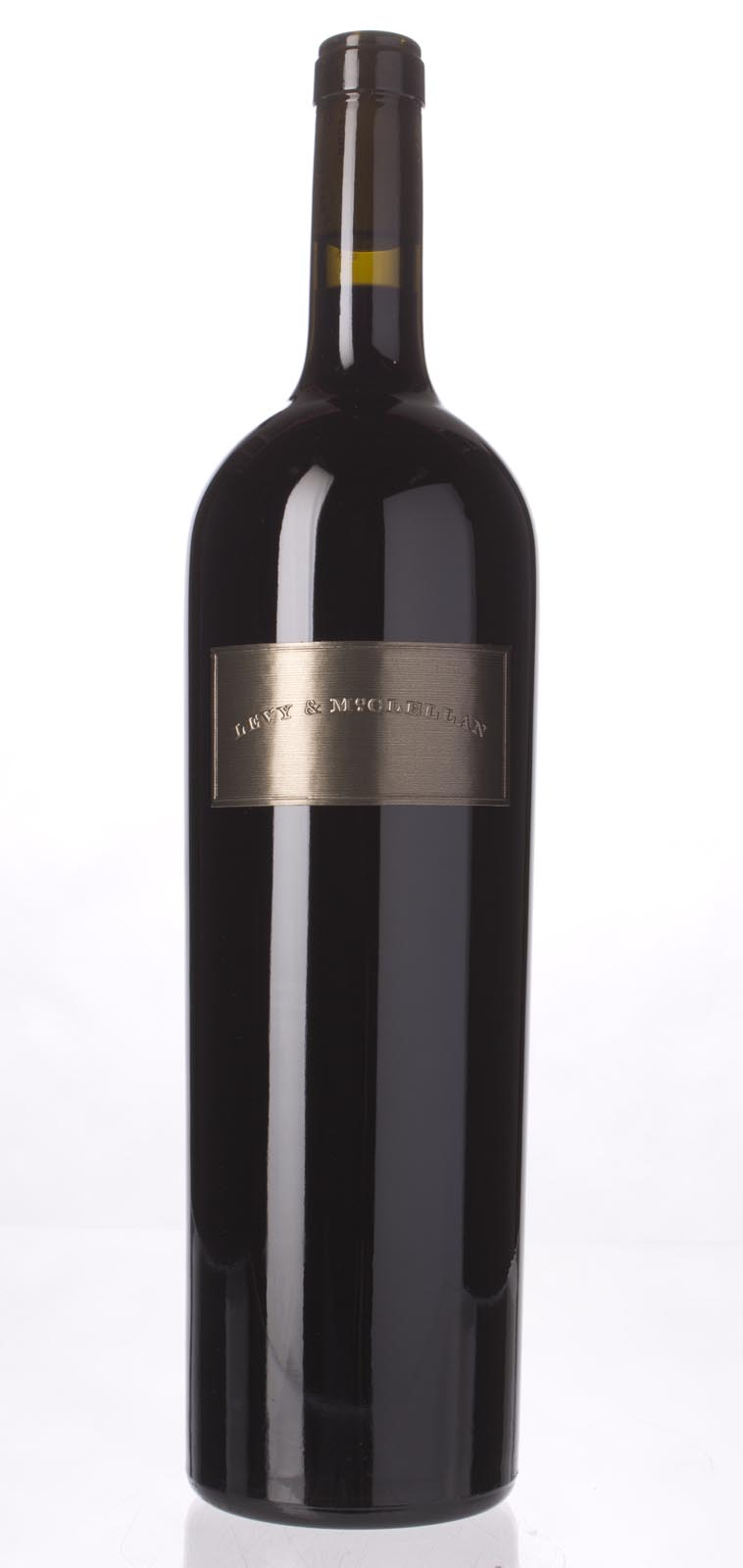 Levy and McClellan Cabernet Sauvignon 2007, 1.5L (WA96, ST95+) from The BPW - Merchants of rare and fine wines.