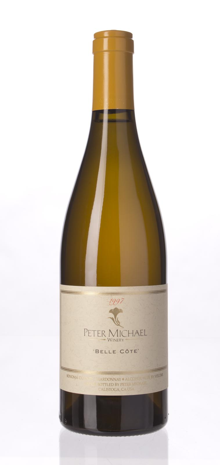 Peter Michael Winery Chardonnay Belle Cote 1997, 750mL (WA93, WS93) from The BPW - Merchants of rare and fine wines.