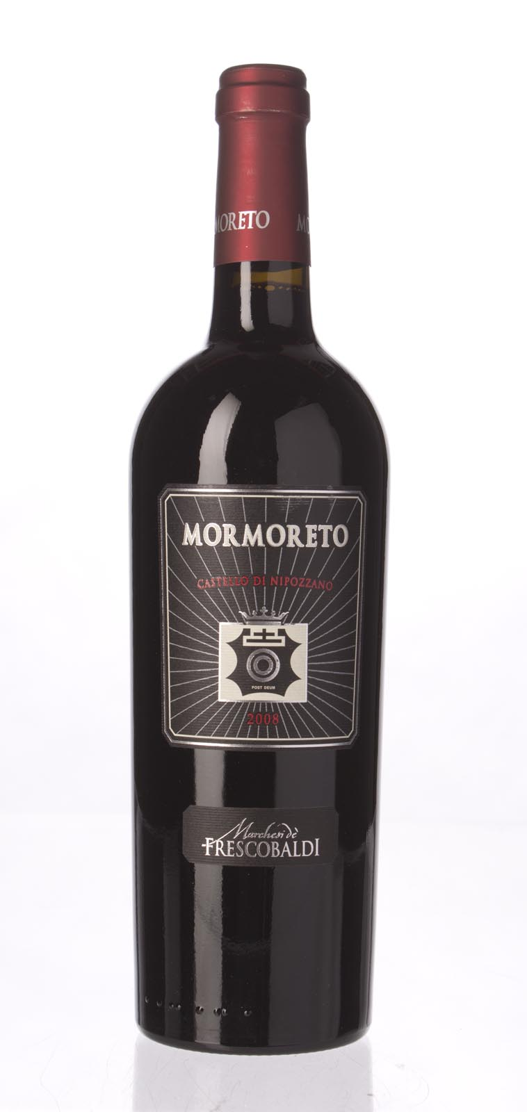 Frescobaldi Mormoreto IGT 2008, 750mL (JS95, ST94) from The BPW - Merchants of rare and fine wines.
