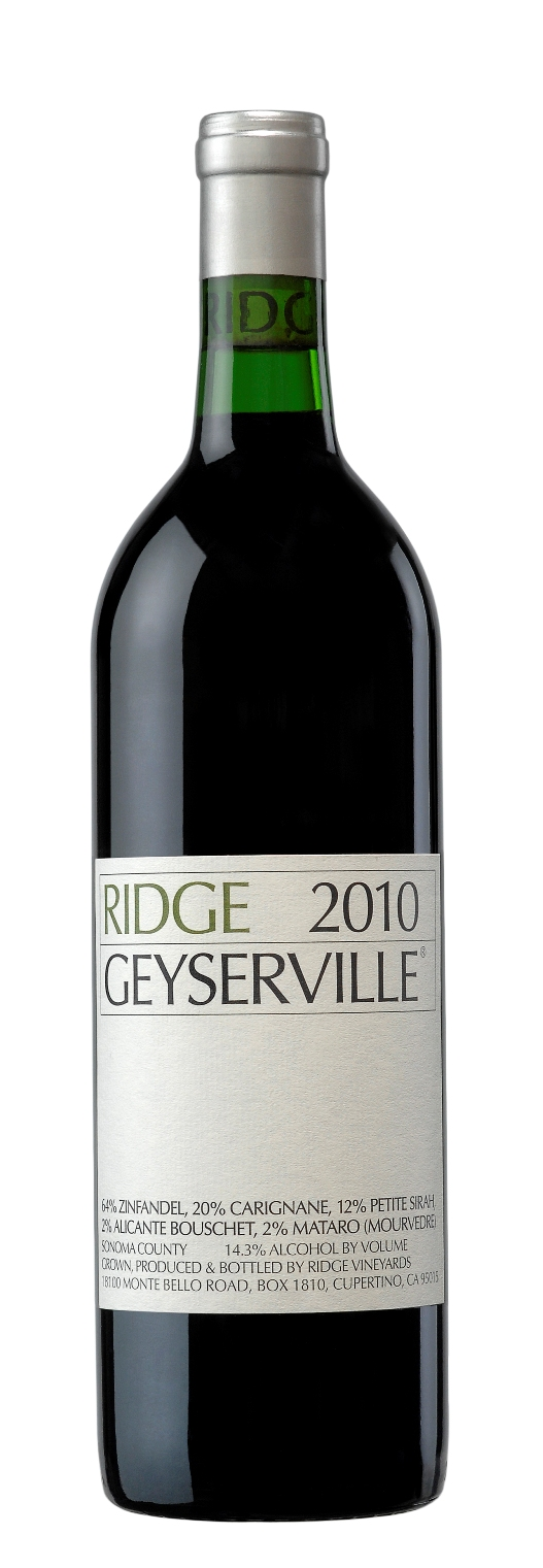 Ridge Proprietary Red Geyserville 2012, 1.5L (AG92-94) from The BPW - Merchants of rare and fine wines.