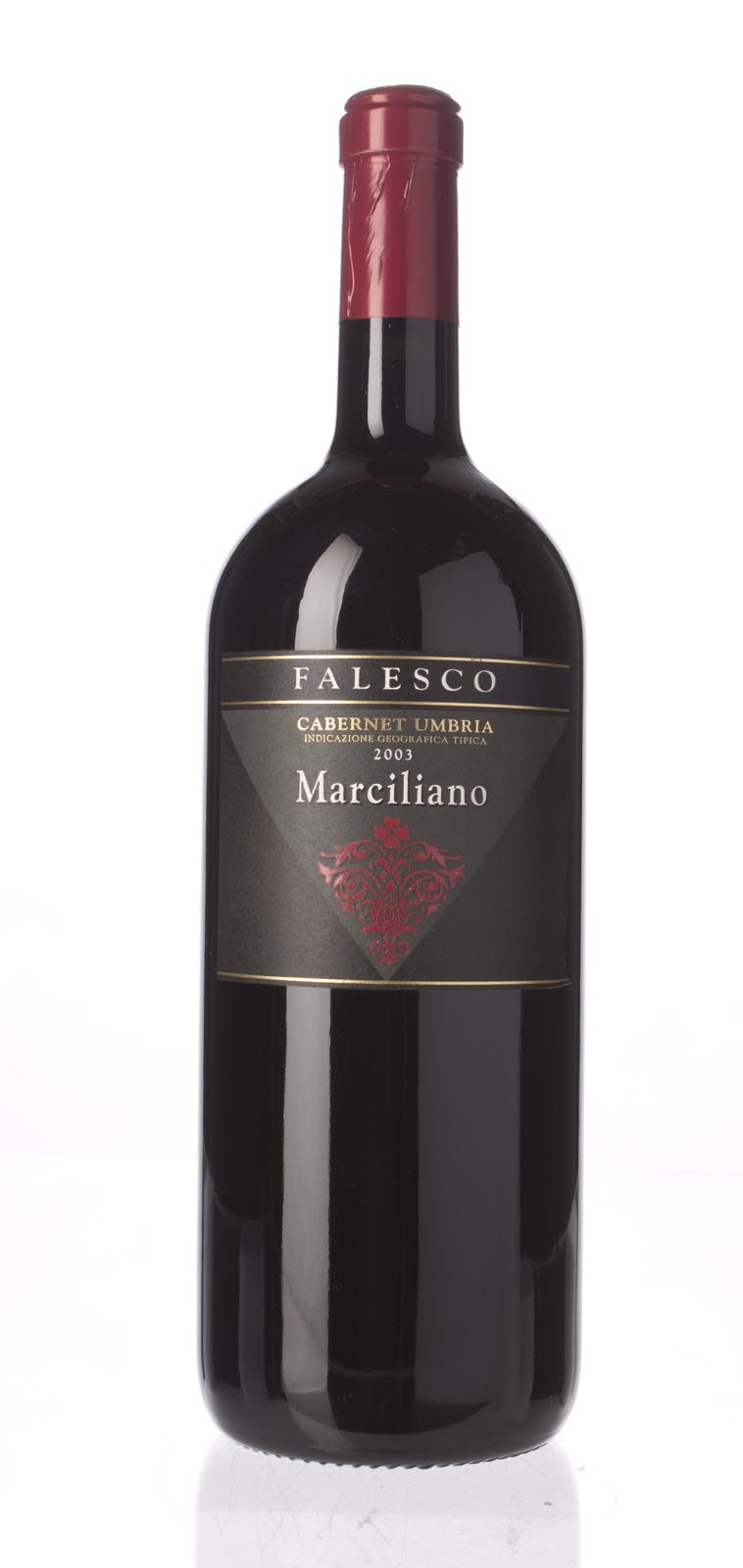 Falesco Marciliano 2003, 1.5L (CT89.8) from The BPW - Merchants of rare and fine wines.