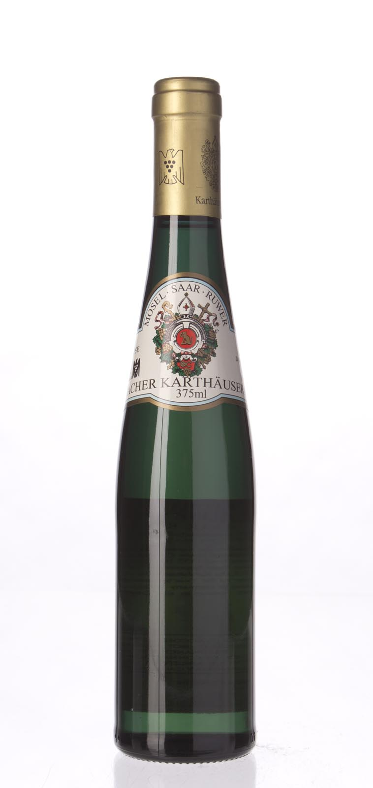 Karthauserhof Eitelsbacher Karthauserhofberg Riesling Auslese Gold Capsule #43 2003, 375ml (WA89) from The BPW - Merchants of rare and fine wines.