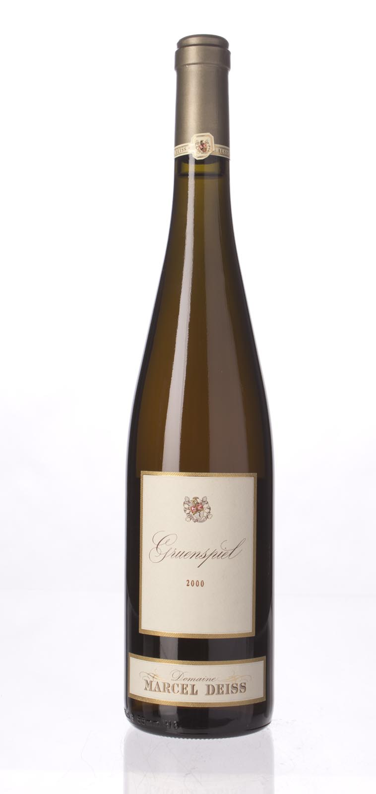 Marcel Deiss Gruenspiel 2000, 750mL (WA92) from The BPW - Merchants of rare and fine wines.