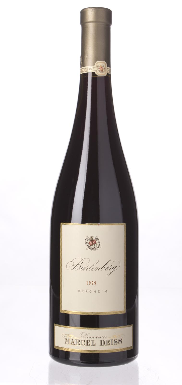 Marcel Deiss Pinot Noir Burlenberg 1999, 750ml () from The BPW - Merchants of rare and fine wines.