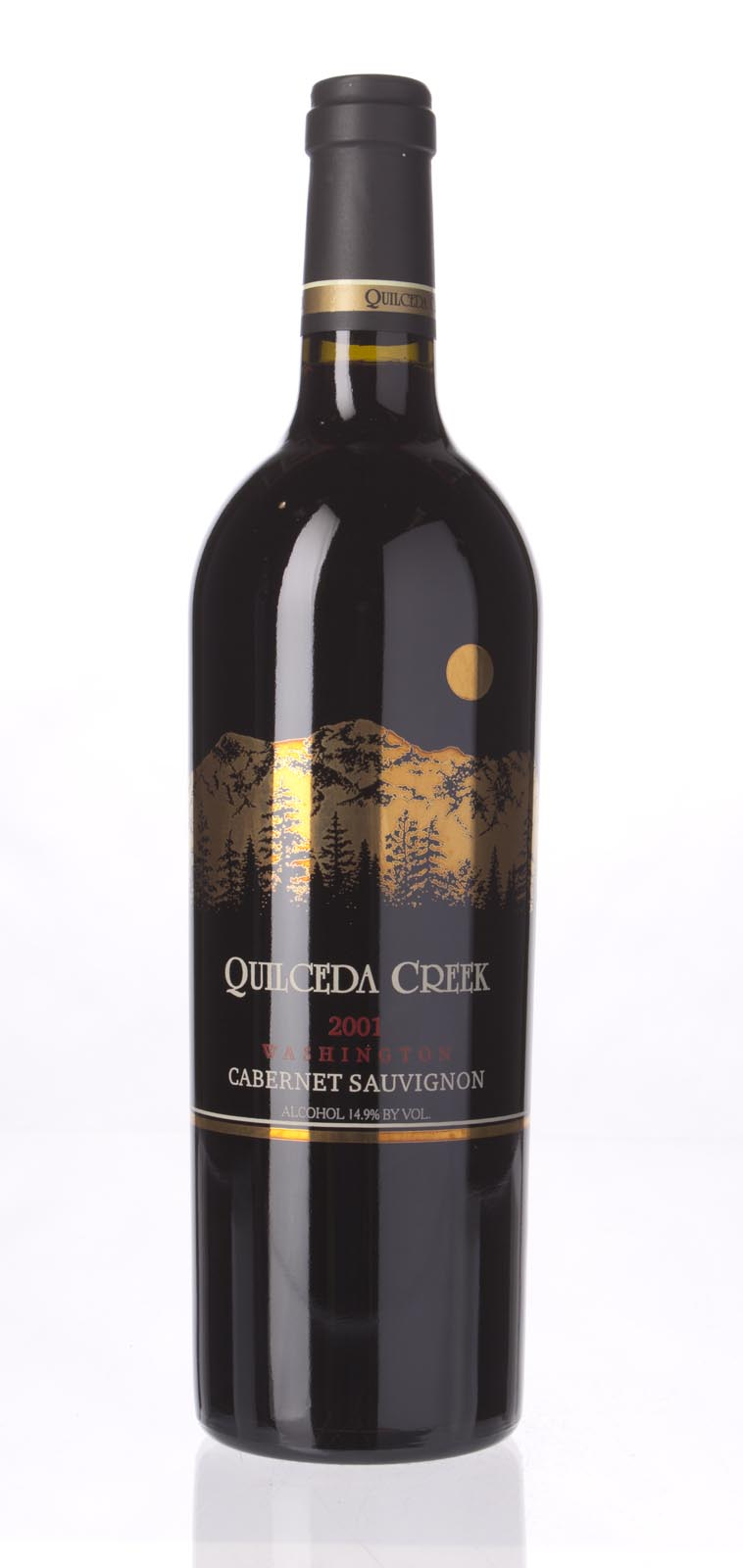 Quilceda Creek Cabernet Sauvignon 2001, 750mL (WA98) from The BPW - Merchants of rare and fine wines.
