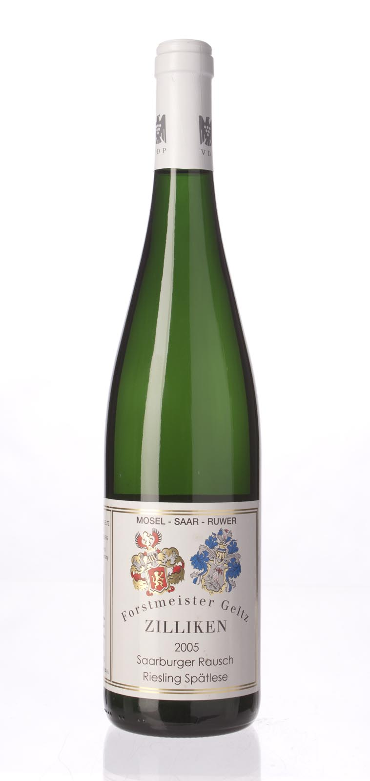 Zilliken Saarburger Rausch Riesling Spatlese AP #13 2005, 750mL (CT92) from The BPW - Merchants of rare and fine wines.
