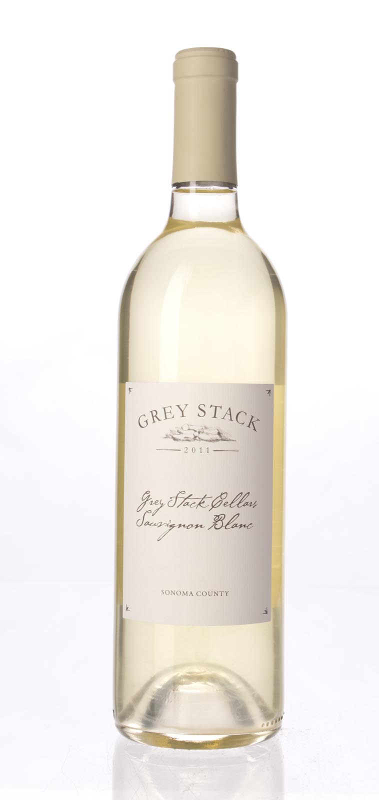 Grey Stack Sauvignon Blanc Sonoma County 2011, 750mL () from The BPW - Merchants of rare and fine wines.